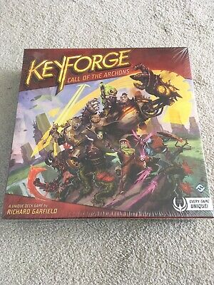 $ CDN73.75 • Buy Keyforge - Call Of The Archons - 2 Player Starter Set - New And Sealed - FFG