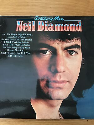 Record Album Neil Diamond Solitary Man 6687 • 0.99£