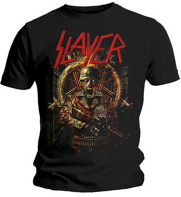 £13.99 • Buy Slayer Hard Cover Comic Book Official Tee T-Shirt Mens Unisex