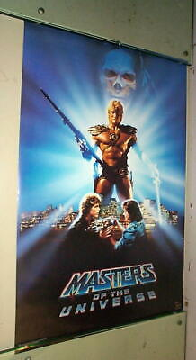 $19.99 • Buy MASTERS OF THE UNIVERSE  Vintage 1987 Movie Poster LAST ONE