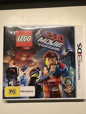 AU9.60 • Buy Nintendo 3ds Lego Move Videogame