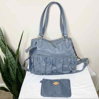 AU163.86 • Buy MZ Wallace | Gray Nylon Tote Bag