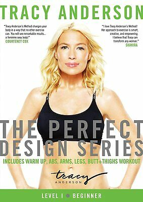 £2.99 • Buy Tracy Anderson Perfect Design Series - Sequence 1 DVD Fitness Workout