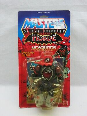 $850 • Buy MOTU,VINTAGE,MOSQUITOR,Masters Of The Universe,MOC,sealed,carded,He-man