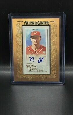 $ CDN19.05 • Buy 2020 Allen & Ginter Nick Senzel Cincinnati Reds Auto