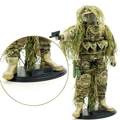 $8.39 • Buy 1/6 Scale Display Stand Holder For 12  Enterbay Dragon SWAT Ultimate Soldiers