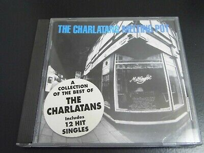 The Charlatans Melting Pot CD 1995  • 15£