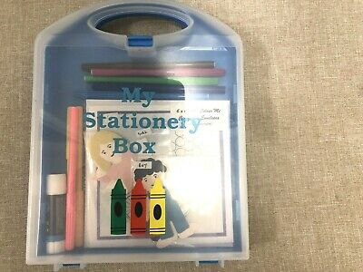 £6.75 • Buy Childrens  My Stationery Box  With Contents