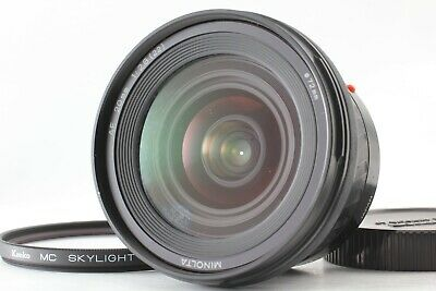 AU174.24 • Buy [Exc+4] Minolta AF 20mm F/2.8 Wide Angle Lens For Sony A Mount From Japan #831