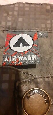 'Airwalk' Xxl Mens Cargo Shorts. Khaki. • 3.99£