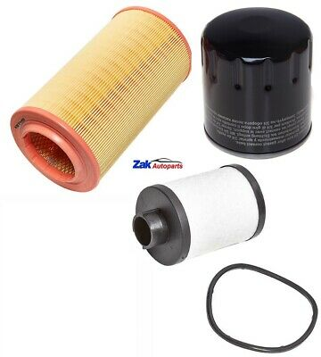 FOR CITROEN RELAY 2.2 HDi 2006-2017 AIR OIL FUEL FILTERS SERVICE KIT • 26.99£