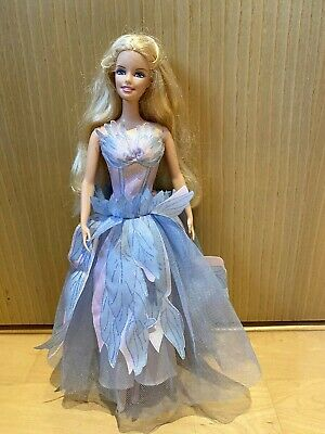 Barbie Swan Lake - Odette With Light Up Wings (2003) • 29.99£