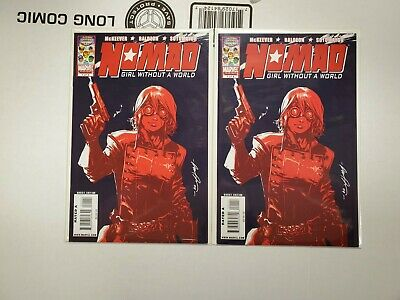 $ CDN25.02 • Buy NOMAD: GIRL WITHOUT A WORLD #1 2009 1ST Rikki Barnes Low Print Run