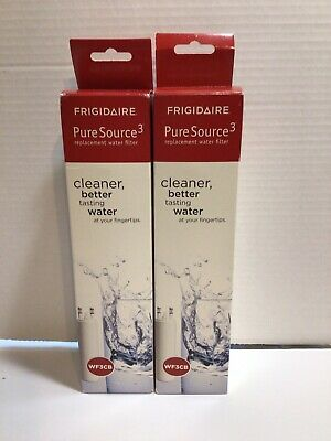 $ CDN39.25 • Buy 2 Genuine Frigidaire WF3CB Puresource3 Filter Water Filter NEW OPEN BOX 2 Boxes