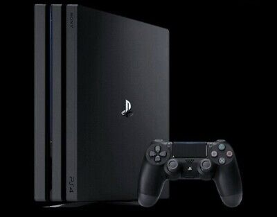 AU440 • Buy PS4 Pro 1TB With 2 Controllers & Charging Station