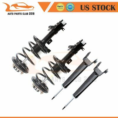 $180.39 • Buy 2x Quick Complete Struts Springs & Mount & 2x Shocks For Nissan Maxima 2004-2008