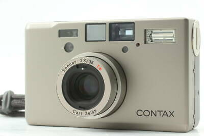 $ CDN3635.32 • Buy Contax T3 Double Teeth Late Model Film Camera Point