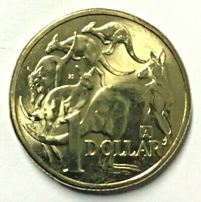 AU8.75 • Buy $1.00 2019 A,U,S (35)  A  Coin Bonus Donation Dollar With 2 Coins Ordered Unc