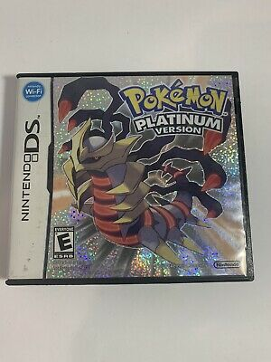 AU69 • Buy Pokemon Platinum - Nintendo DS
