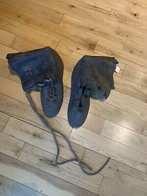 £120 • Buy Siebe Gorman P Diver Rubber Boots Shallow Water Size 38