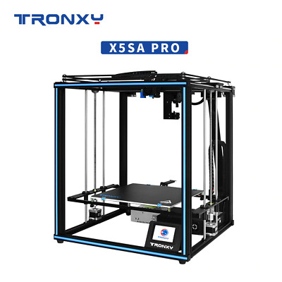 AU928.06 • Buy Tronxy New Arrival X5SA PRO Upgraded 3D Printer FDM Linear Guide Rail High Preci