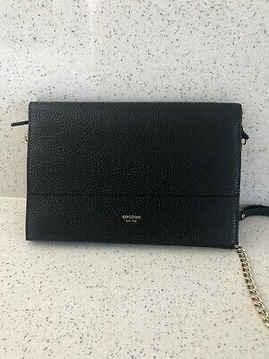 AU175 • Buy Oroton Avalon Foldover Crossbody Black