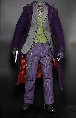 $200 • Buy 1/4 Scale MAX TOYS And Momtoys Joker Body And Suits Not Hot Toys / Enterbay
