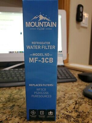 $ CDN11.38 • Buy Mountain Flow MF-3CB Water Filter Replaces WF3CB PS3412266 PURESOURCE3 New