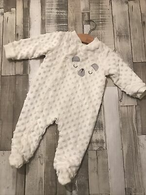 £6 • Buy Baby Boys Clothes Bundle 3-6 Months Kyle & Deena All In One Suit