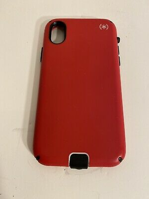 AU6.43 • Buy Iphone X Speck Presidio Microban Case