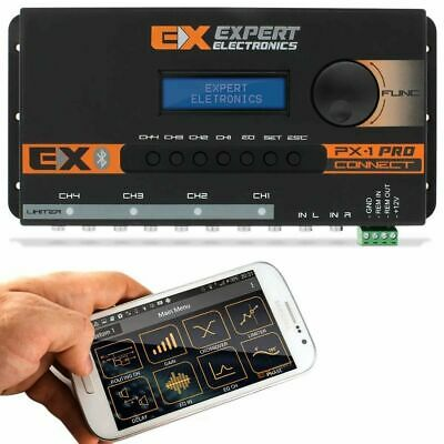 $ CDN162.41 • Buy Banda Expert Electronics PX1 Connect Digital Audio Processor Equalizer Crossover