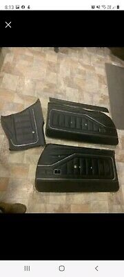 AU900 • Buy Hq Coupe Monaro Door Trim Cards