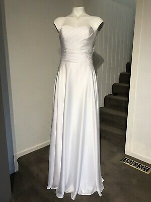 AU35 • Buy Luci Collection Size 10 Wedding Or Formal Gown