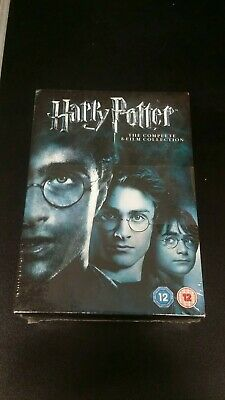 $ CDN61.35 • Buy Harry Potter DVD Box Set 1-8 Complete 8 Film Collection Boxset -