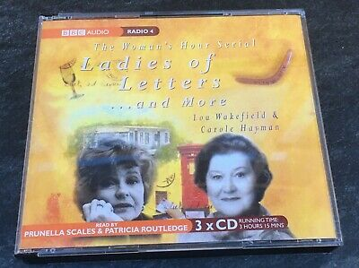 Ladies Of Letters...and More | Audio Book CD | BBC Radio 4 Series • 4.50£