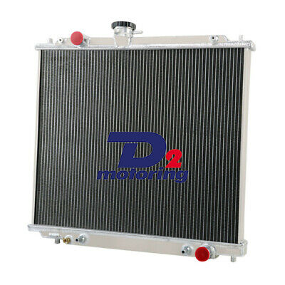 AU199 • Buy 3row ALUMINUM RADIATOR FOR 94-99 MITSUBISHI MONTERO PAJERO NJ NK NL 2.8L 4M40