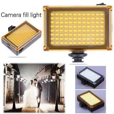 96 LED Phone Video Light For DSLR Camera Camcorder Photography Photo LED Lamp UK • 14.49£