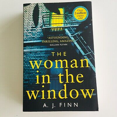 AU14.99 • Buy The Woman In The Window By Finn A. J. (Paperback, 2018) FREE AU SHIPPING