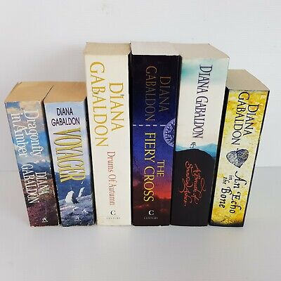 AU59.99 • Buy Diana Gabaldon Outlander Series Books 2 3 4 5 6 7
