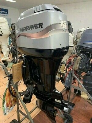 AU4750 • Buy 75hp Mariner Outboard Motor S3475