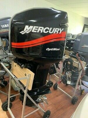 AU8500 • Buy 200hp Mercury Optimax Outboard Motor S3494