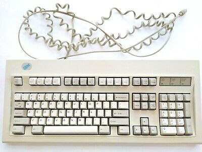 Quiet IBM Model M Keyboard 71G4644 02/26/96 - Tested, Cleaned  And Complete • 57.88£