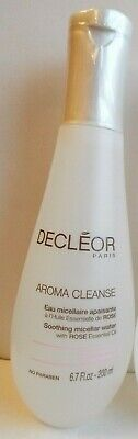 £15 • Buy Decleor Aroma Cleanse Soothing Micellar Water 200 ML SEALED NEW