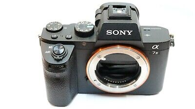 $ CDN477.63 • Buy Sony Alpha A7 II 24.3MP Digital Camera - Black /  For Parts AS-IS