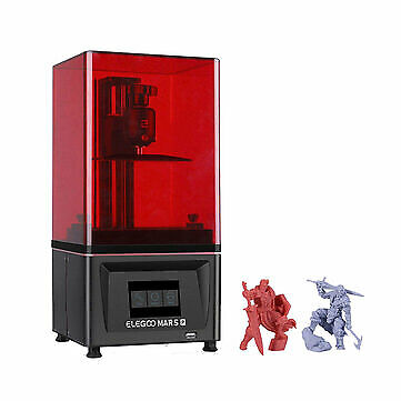 AU369.95 • Buy ELEGOO® Mars Pro UV Photocuring LCD 3D Printer