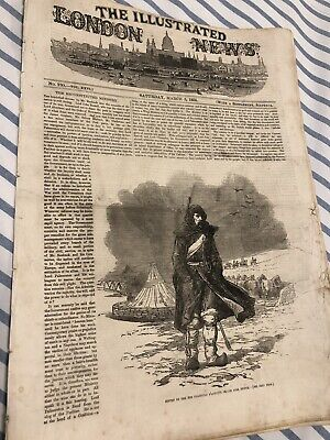 The Illustrated London News - March 3, 1855 - Crimean War • 11.30£