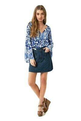 AU220 • Buy Spell And The Gypsy Design - Lolita Blouse Bluebell Sz-XL NWT