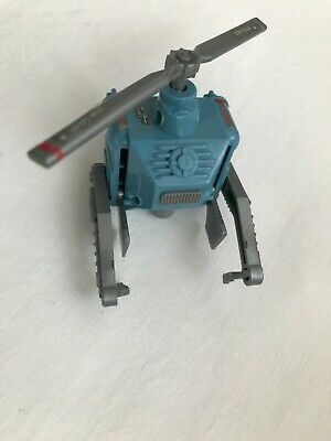 G I Joe - Action Force - Helicopter Backpack - Wind Up (working)  • 7£