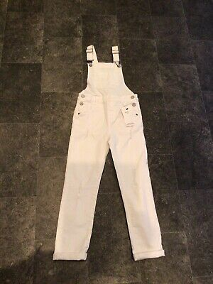 Girls Dungarees Age 7/8 Marks & Spencers Bnwt RRP £24 • 9.99£