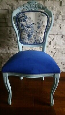 £110 • Buy Shabby Chic French Style Carver Chair